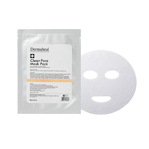 Dermaheal Clean Pore Mask Pack